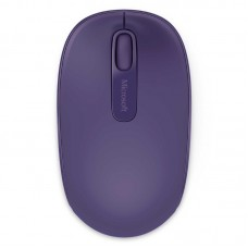 Mouse Microsoft Mobile 1850 Wireless Μώβ